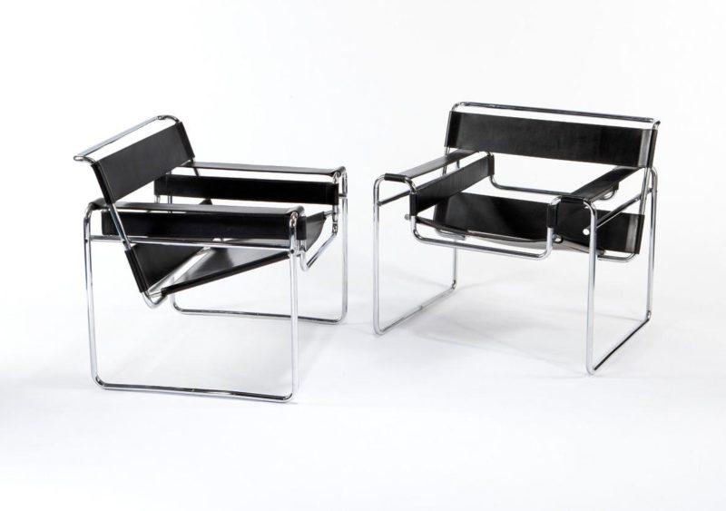 La chaise Wassily B3 de Marc Breuer