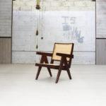 Icon Story : La chaise et le fauteuil Chandigarh de Pierre Jeanneret