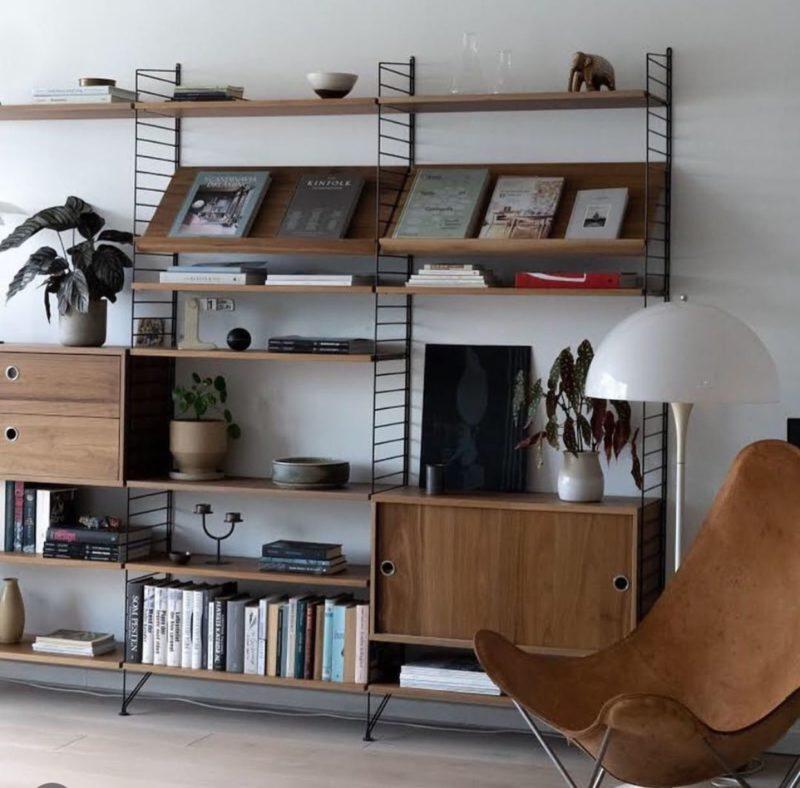 Bibliothèque String furniture