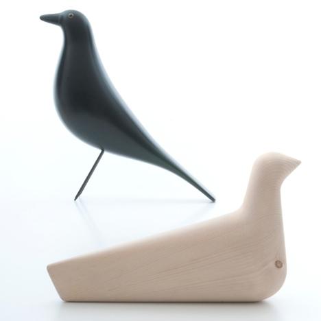 Eames House Bird Vitra et L'Oiseau Bouroullec