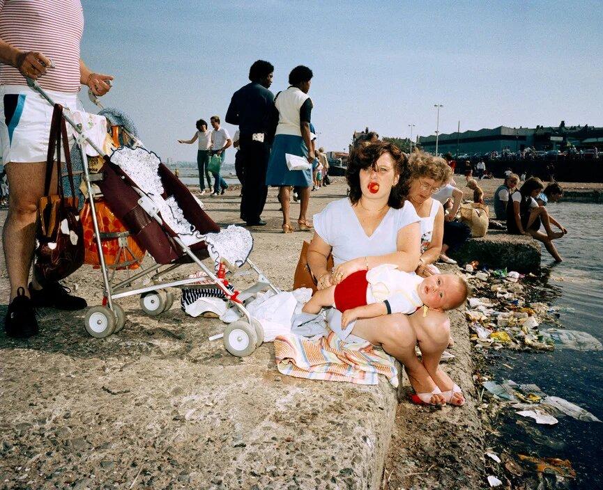 Martin Parr, l'œil satirique de la photographie3
