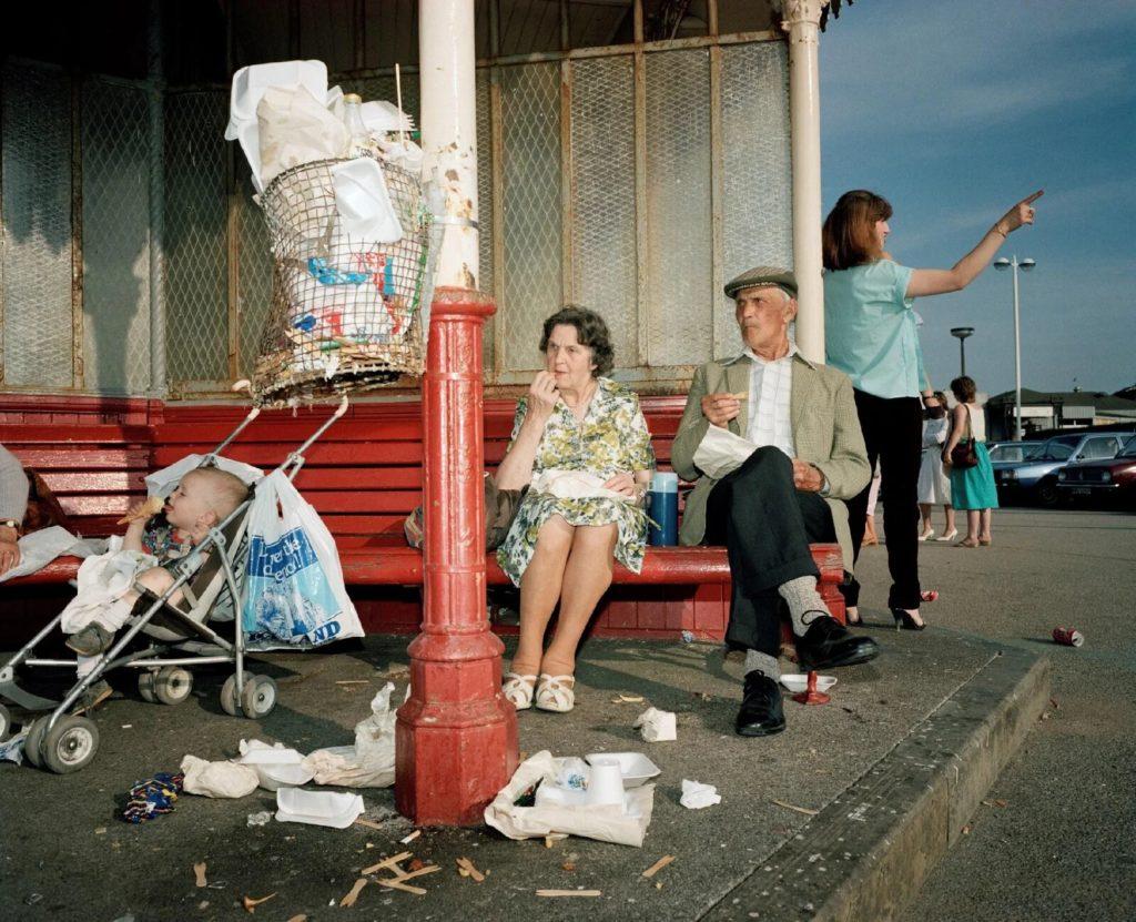 Martin Parr, l'œil satirique de la photographie7