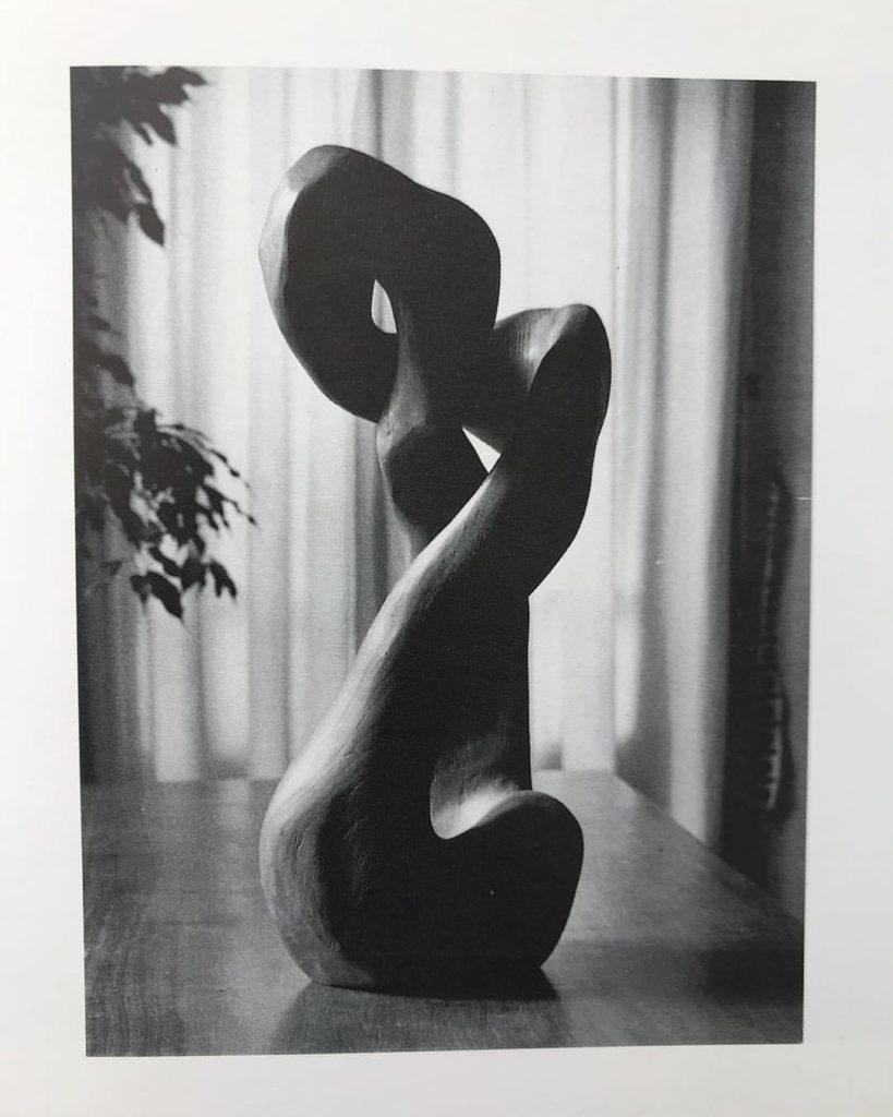 Sculpture formée Alexandre Noll