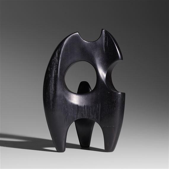 Objet sculpté Alexandre Noll