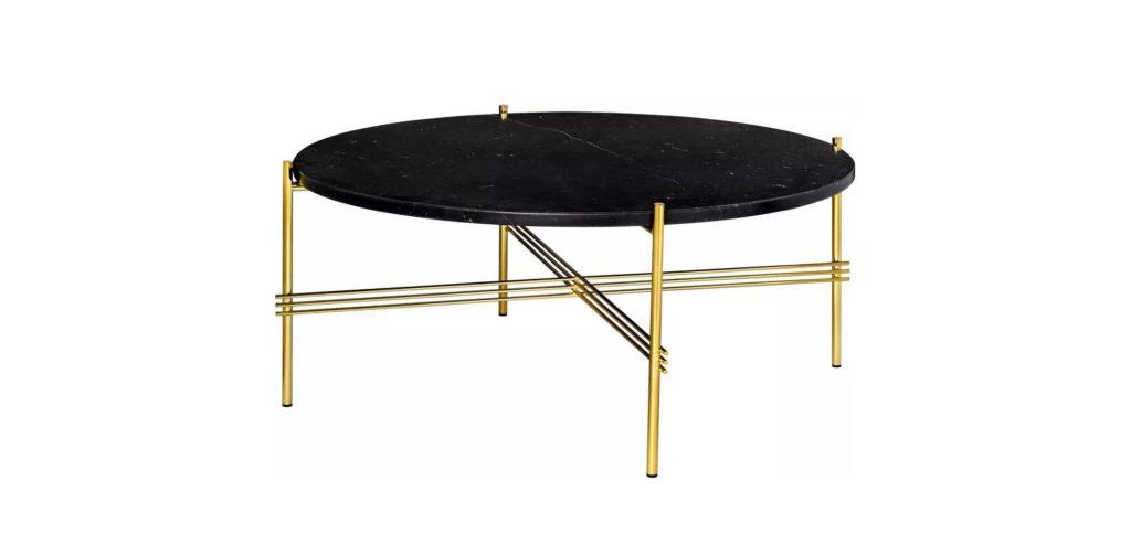 Table-basse-en-laiton-et-marbre-noir-Cubi-par-GamFratesi