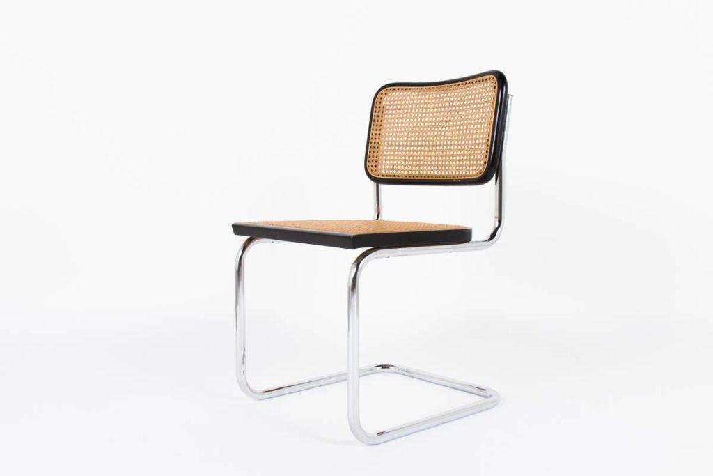 chaise b32 cesca marcel breuer